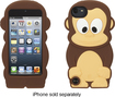 Griffin Technology - KaZoo Case for 5th-Generation Apple® iPod® touch - Brown