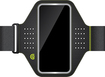 Griffin Technology - Armband for Apple® iPhone® and 5th-Generation iPod® touch - Black