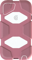 Griffin Technology - Survivor Case for 5th-Generation Apple® iPod® touch - Pink/White