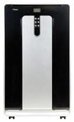 Haier - 14,000 BTU Portable Air Conditioner and 11,000 BTU Heater - White