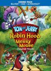 Tom And Jerry: Robin Hood And His Merry Mouse [blu-ray] 6571121