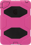 Griffin Technology - Survivor Case for Apple® iPad® mini - Pink/Black
