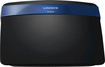 Linksys - Smart Wi-Fi Wireless-N Gigabit Router with 4-Port Ethernet Switch - Black