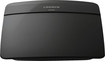 Linksys - Wireless-N Router with 4-Port Ethernet Switch - Black
