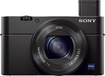 Sony - DSC-RX100M III 20.1-Megapixel Digital Camera - Black