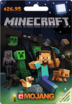 Minecraft - $26.95 Download Card