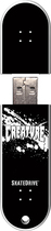 Action Sport Drives - Creature Logo GreenSM 16GB USB 2.0 Flash Drive
