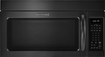 KitchenAid - 1.8 Cu. Ft. Over-the-Range Microwave - Black
