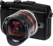 Bower - 8mm F/2.8 Ultra-wide Fish-eye Lens For Most Fujifilm X Digital Cameras
