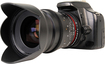 Bower - 35mm T/1.5 Wide-Angle Cine Lens for Most Nikon DSLR Cameras - Black