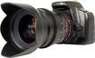 Bower - 35mm T/1.5 Cine Lens for Most Canon DSLR Cameras - Black