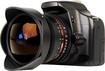 Bower - 8mm T3.8 Ultra-wide Digital Fish-eye Cine Lens For Most Nikon Dslr Cameras