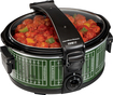 Hamilton Beach - Stay or Go 6-Quart Portable Slow Cooker - Silver