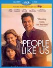People Like Us [blu-ray] 6581934