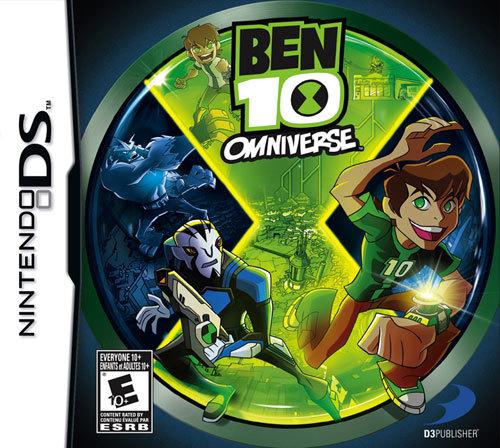 Ben 10: Omniverse - Nintendo DS