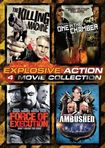 Explosive Action: 4 Movie Collection [4 Discs] (dvd) 6604038