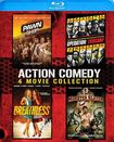 Action Comedy: 4 Movie Collection [4 Discs] [blu-ray] 6606009