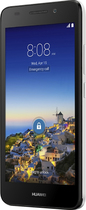 Huawei - SnapTo 4G LTE with 8GB Memory Cell Phone (Unlocked) - White