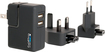 GoPro - USB Wall Charger - Black