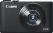 Canon - PowerShot S110 12.1-Megapixel Digital Camera - Black