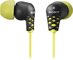 Sony - Earbud Headphones - Yellow