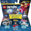 WB Games - LEGO Dimensions Level Pack (Back to the Future) - Multi