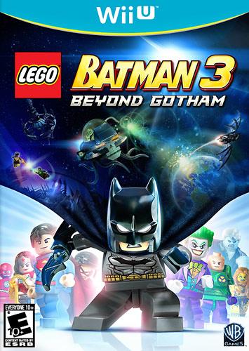 LEGO Batman 3: Beyond Gotham - Nintendo Wii U