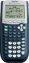 Texas Instruments - TI-84 Plus Graphing Calculator