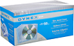 Dynex™ - 50-Pack Clear Slim Jewel Cases