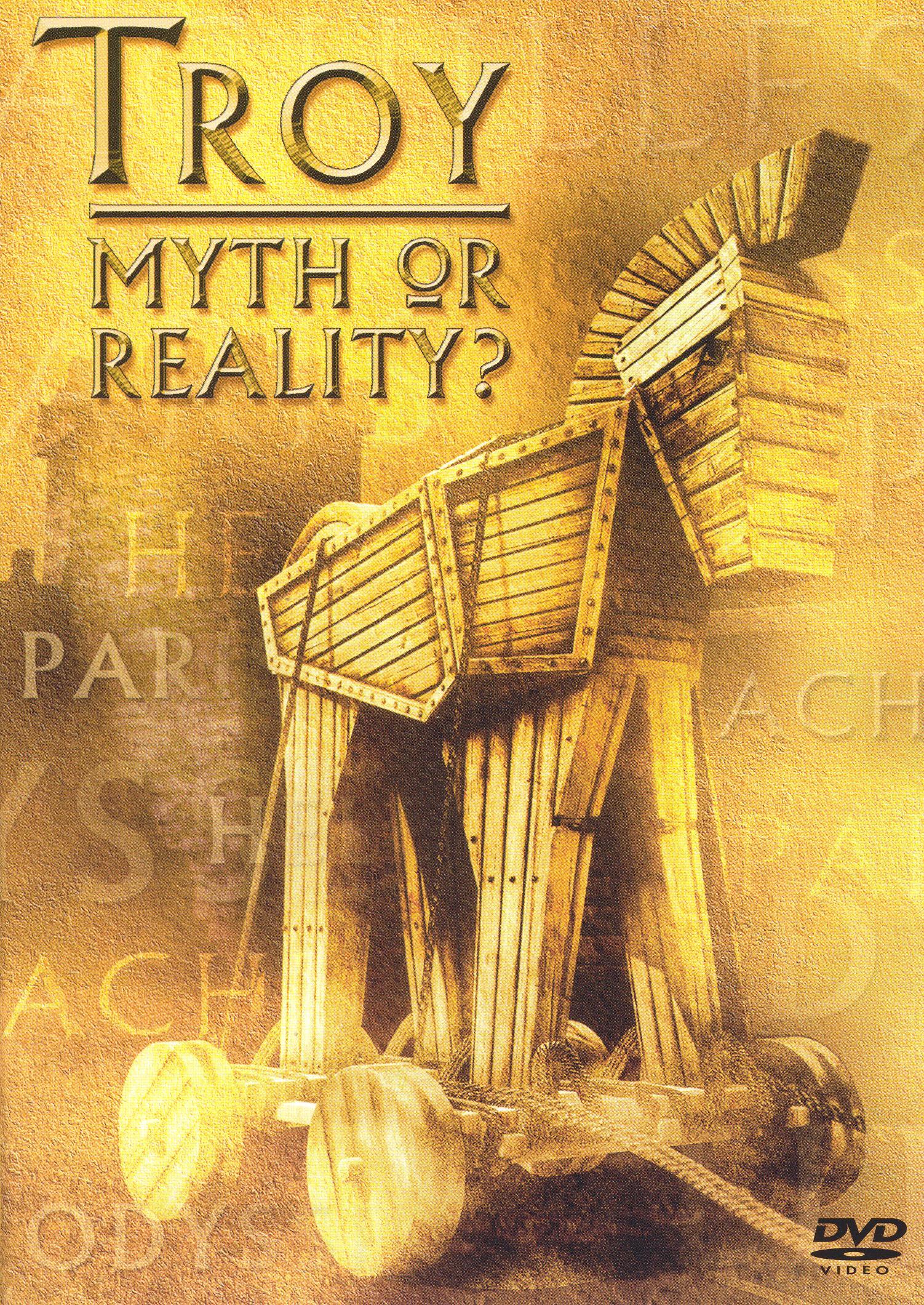 Troy: Myth Or Reality? (dvd) 6622443