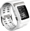 Nike+ - SportWatch GPS Powered by TomTom with Shoe Pod Sensor - White/Silver