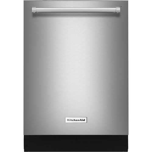 kitchenaid 24 top control tall tub built in dishwasher with stainless steel tub silver kdtm354ess best buy - Kitchen Aid Dishwashers