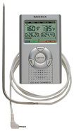 Maverick - Voice Alert Digital Thermometer - Silver