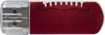 Verbatim - Store 'n' Go 8GB USB 2.0 Flash Drive - Football - Brown/Red/White
