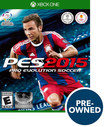 Pro Evolution Soccer 2015 - PRE-OWNED - Xbox One