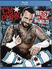 Wwe: Cm Punk - Best In The World [blu-ray] 6632978