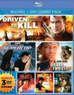 Driven To Kill/supercop/bravo Two Zero/project A/project A 2/dragon Lord [2 Discs] [blu-ray/dvd] 6633058