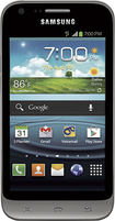 Samsung - Galaxy Victory 4G Cell Phone - Black (Sprint)
