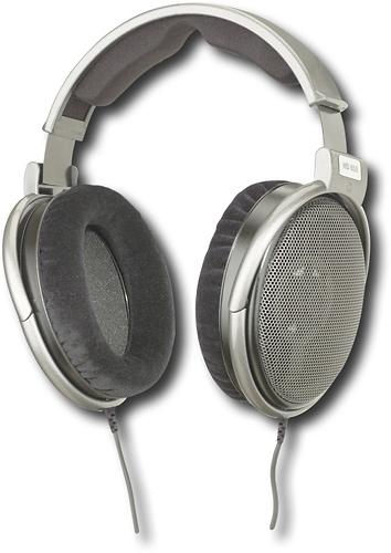 Sennheiser - Hi-Fi Stereo Headphones - Silver