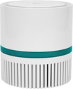 Therapure - Desktop Air Purifier - White/Blue