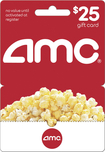 Amc Theatres - $25 Gift Card