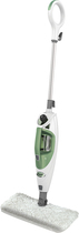 Shark - Steam Pocket 2-in-1 Steam Mop - Green/White