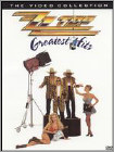 ZZ Top: Greatest Hits - The Video Collection (DVD) (Eng) 1998