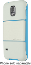Logitech - protection [+] Case for Samsung Galaxy S 5 Cell Phones - White