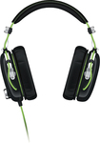 Razer - BlackShark Expert 2.0 Gaming Headset - Black/Silver/Green