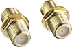 Rocketfish™ - Coaxial Cable Couplers (2-Pack)