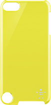 Belkin - Shield Sheer Micra Case for 5th-Generation Apple® iPod® touch - Yellow