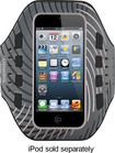 Belkin - Pro Fit Deluxe Armband Case for 5th-Generation Apple® iPod® touch - Black