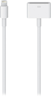 Apple® - Lightning to 30-Pin Adapter Cable - White