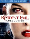 The Resident Evil Collection [4 Discs] [blu-ray] [includes Digital Copy] [ultraviolet] 6653291